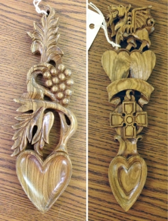 Beautiful spoons from Wales.
